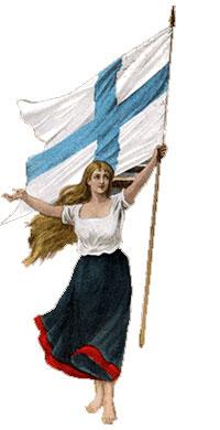 Suomi neito  oli suomalaisuuden symboli esimerkiksi sota aikojen tärkeäs sä sotapropgandassa